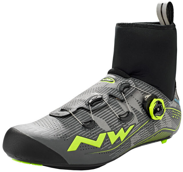 Northwave Flash Arctic GTX Road Shoes Herren reflectiveyellow fluo